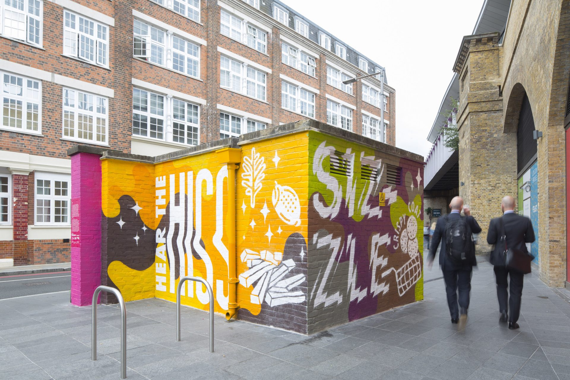 What a buzz! LFA and Team London Bridge reveal new substation project